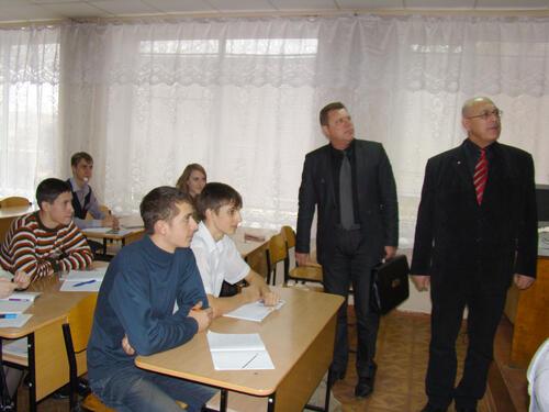 Відкрито базовий навчальний заклад ХНТУ